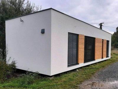 Rekuperace SEVi 160 větrá moderní domy Easy Homes